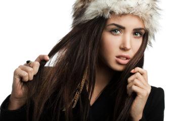 Ako sa starať o vlasy počas zimy?
