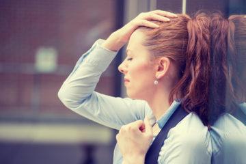 Neignorujte prvé príznaky vyčerpania