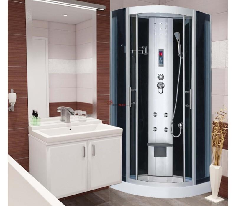Sprchovací masážny box