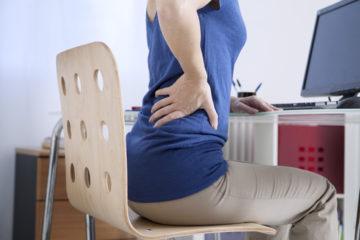 4 skvelé spôsoby, ako zatočiť s bolesťou chrbta