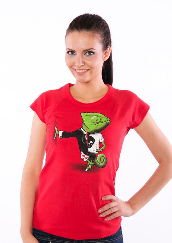 Majster prevlekov - dámske tričko