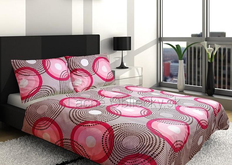 Bavlnené posteľné obliečky