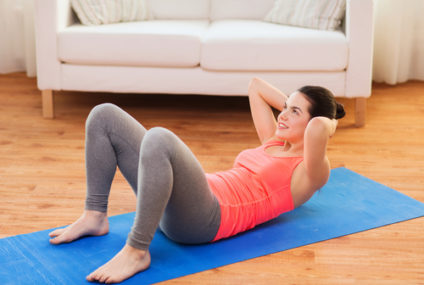 7 minútový pyžamový workout