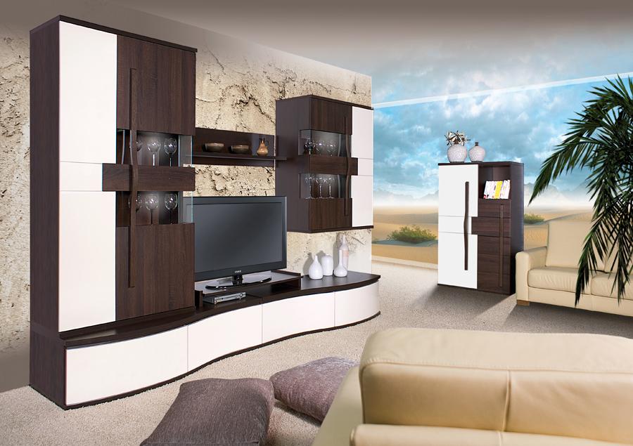 Sektorový nábytok Chanell