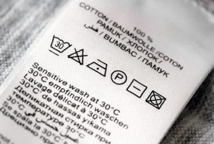 Čo znamenajú jednotlivé pracie symboly?