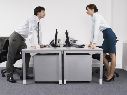 Vzťahy na pracovisku