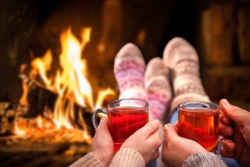 Ako si spríjemniť dlhé zimné večery?