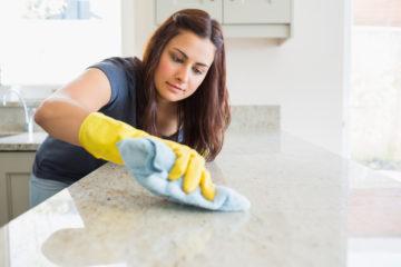 Praktické rady, ktorými si riaďte pri umývaní kuchyne a kúpeľne