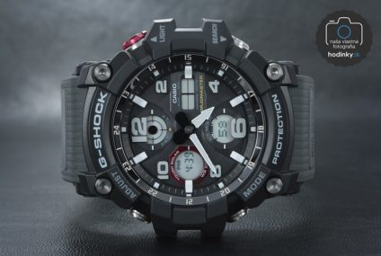 Potrebujete originálny darček pre muža? Poradíme vám s výberom legendárnych hodiniek G-shock