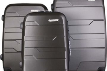 Cestujte s moderným kufrom štýlovo a prakticky