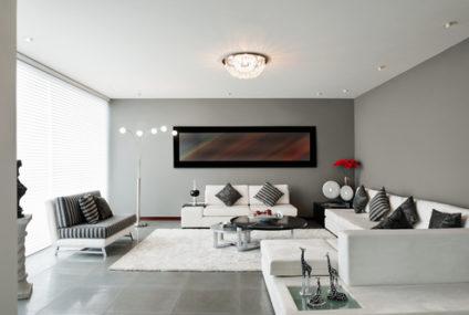 3 super tipy, ako si zútulniť obývačku