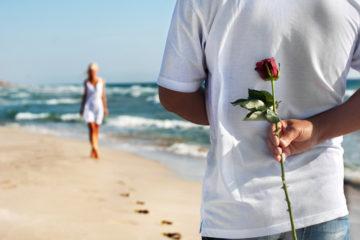 Kvety ako prejav lásky