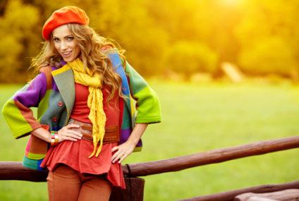 Naučíme vám kombinovať jesenné oblečenie z dámskych šatníkov