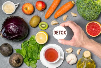 Doprajte vášmu telu detoxikáciu