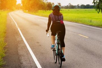 Ako jazdiť bezpečne na bicykli v rámci súčasných obmedzení?