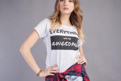 Nový kúsok do Vášho šatníka? Stavte na printové tričká!
